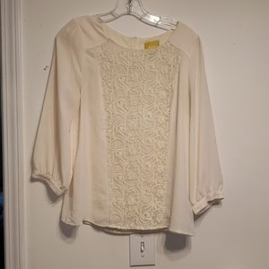 Maeve by Anthropology top size 8